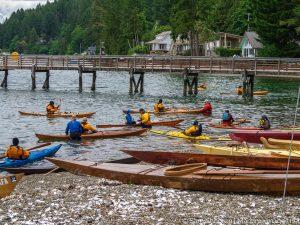 Qajaq USA - South Sound Traditional Inuit Kayaking Symposium (SSTIKS) @ Twanoh State Park | Union | Washington | United States