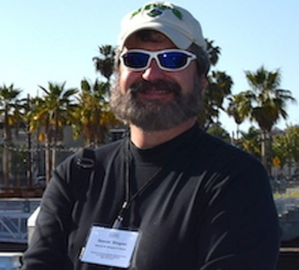 Sam Shogren Attending the Council of American Maritime Museums Meeting in LA